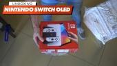 任天堂Switch  OLED 型號 - Gamereactor 開箱