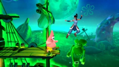 Nickelodeon All-Star Brawl - Launch Trailer