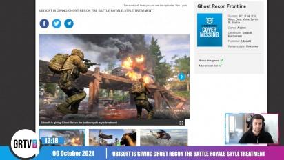 GRTV 新聞 -  育碧為《火線獵殺》帶來大逃殺玩法