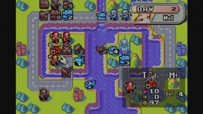 Advance Wars - Wii U-Trailer