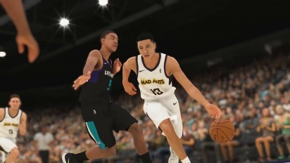 NBA 2K19 - The Way Back
