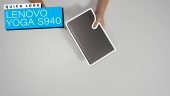 Lenovo Yoga S940 - Quick Look