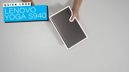 Lenovo Yoga S940 - Quick Look