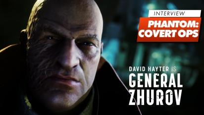《Phantom: Covert Ops》- David Hayter 訪談