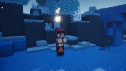 Minecraft Dungeons: Creeping Winter - Official Launch Trailer