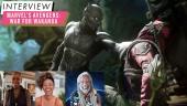 《漫威復仇者聯盟》:瓦干達之戰 - Debra Wilson、Erica Luttrell 與 Dave Fennoy 訪馾