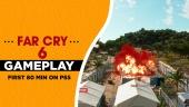 《極地戰嚎6》- PS5上玩遊戲的80分鐘