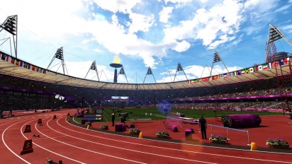 London 2012 - The Official Video Game of the Olympic Games - USA Flythrough Trailer