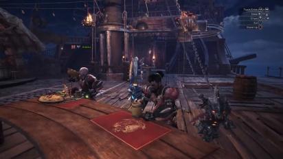 Monster Hunter: World - Multiplayer 101 Online Sessions