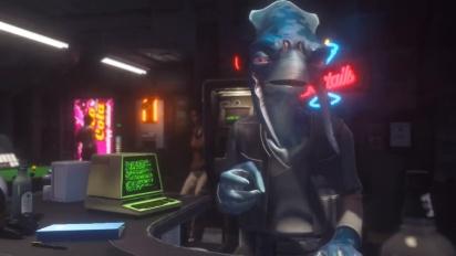 Rebel Galaxy Outlaw - PSA From Sandar D'Truz