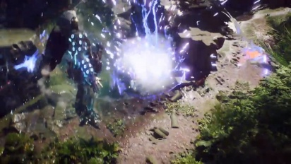 Anthem - Storm Javelin Abilities and Gameplay