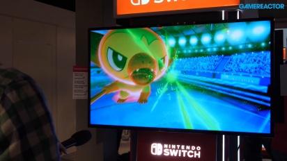 《寶可夢劍/盾》- E3 2019 Gameplay