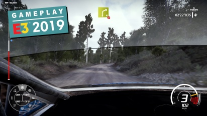 《WRC 8》 - E3 Demo Gameplay