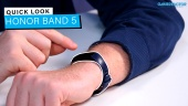 Honor Band 5 智慧型手環- 快速查看