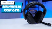 Sennheiser 品牌 GSP 670 耳機 - 快速查看