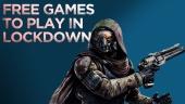 隔離時能玩的免費遊戲