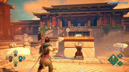 《芬尼克斯傳說》- 「東方祕境」 - Gameplay