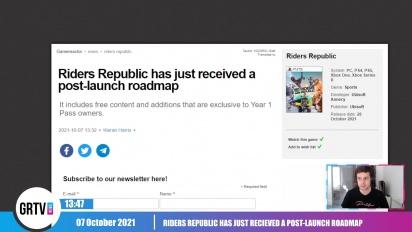 GRTV 新聞 - 《極限共和國》獲得發行後產品藍圖