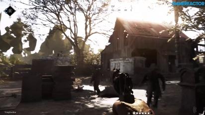 Gamereactor Plays - 《惡靈獵殺:緊要關頭》封閉Alpha測試
