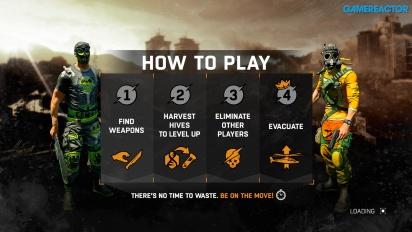 《垂死之光:惡血》- 封閉 Beta Gameplay