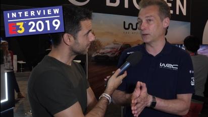 《WRC 8》 - Alain Jarniou 訪談