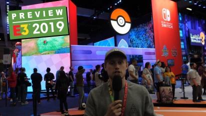 《寶可夢劍/盾》- E3 Demo 印象
