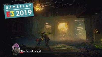 《三位一體4:夢魘王子》- E3 Demo Gameplay