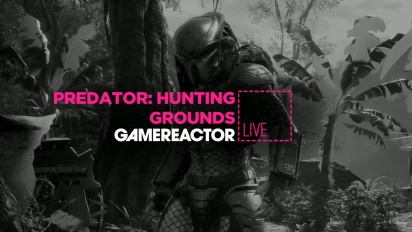 《終極戰士:狩獵戰場》- 發行直播