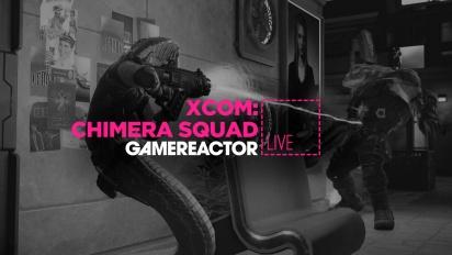 《Xcom 混血戰隊》- 直播重播