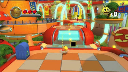 Pac-Man and the Ghostly Adventures - Power-Up Gameplay Trailer