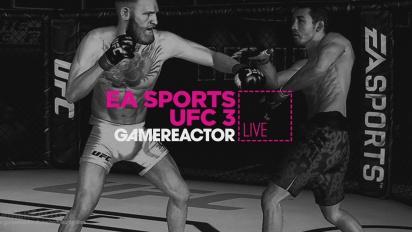 《UFC 3》- 直播重播