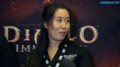 《暗黑破壞神:永生不朽》- Helen Cheng 跟 Dan Elggren 訪談