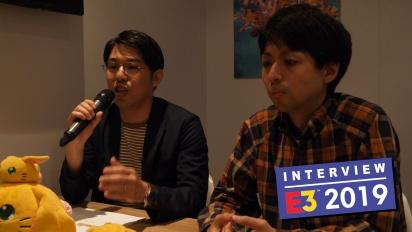 《聖劍傳說3》- Shinichi Tatsuke & Masaru Oyamada 訪談