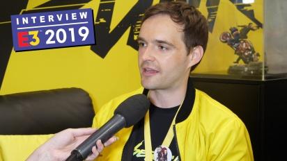 《電馭叛客 2077》- Paweł Sasko 訪談