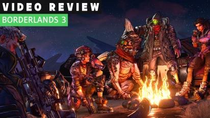 《Borderlands 3》 - 影片評論