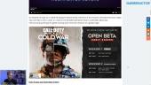 GRTV 新聞 - 《決勝時刻:黑色行動冷戰》  Gameplay  預覽跟 Beta 測試