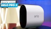 Arlo Pro 3 - 快速查看
