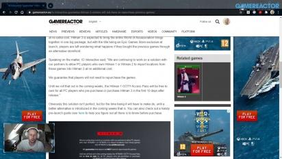 GRTV 新聞 - IO Interactive