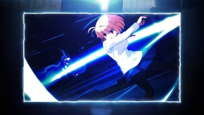 Melty Blood: Type Lumina - Teaser Trailer