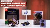 《魔物獵人 崛起》收藏版 - 開箱