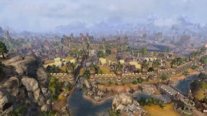 The Settlers 7: Paths to a Kingdom - Map Pack Trailer