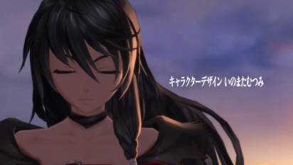 Tales of Berseria - Announcement trailer (Japanese)