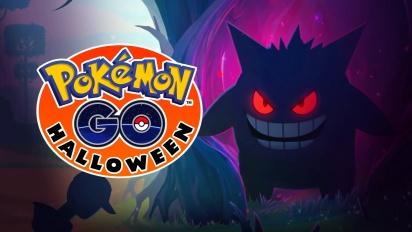 Pokémon Go - Halloween Trailer