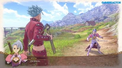 《七大罪:布里塔尼亞的旅人》- 戰役任務Gameplay