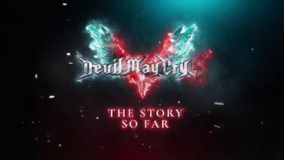 《惡魔獵人 5》- 迄今為止的故事