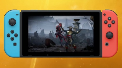 Mortal Kombat 11 - Official Nintendo Switch Gameplay Reveal
