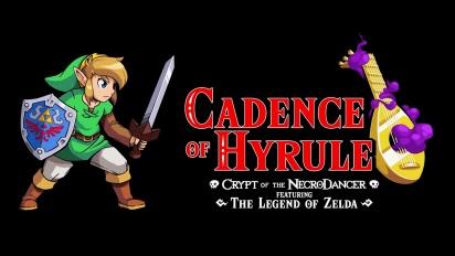《凱登絲勇闖海拉魯:死靈舞師地牢 薩爾達傳說 合作鉅獻》Gameplay - Nintendo Minute