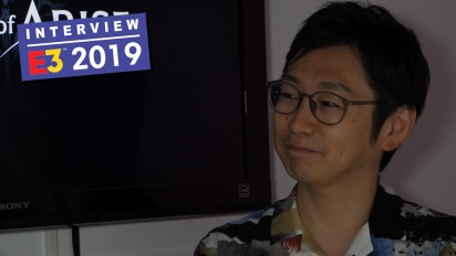 《破曉傳奇》- Yusuke Tomizawa 訪談