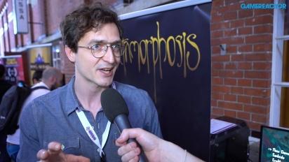 《變形記 Metamorphosis》- Jacek Debowski 訪談