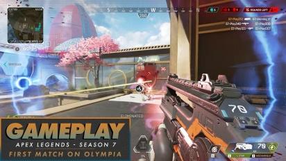 《Apex 英雄》第7季 - 首場對戰 Gameplay